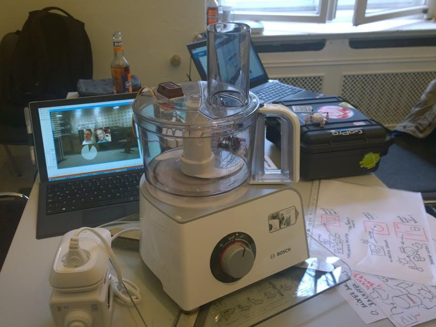 Blended - retrofit for home appliances