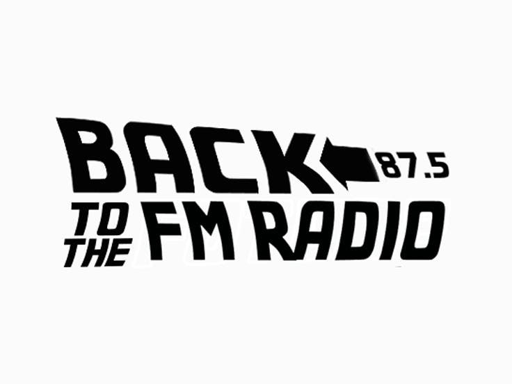 Back To The FM Radio 87.5