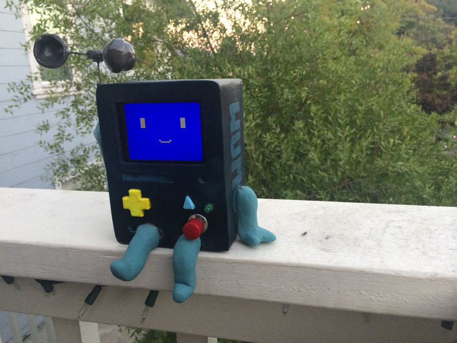 Weather Robot