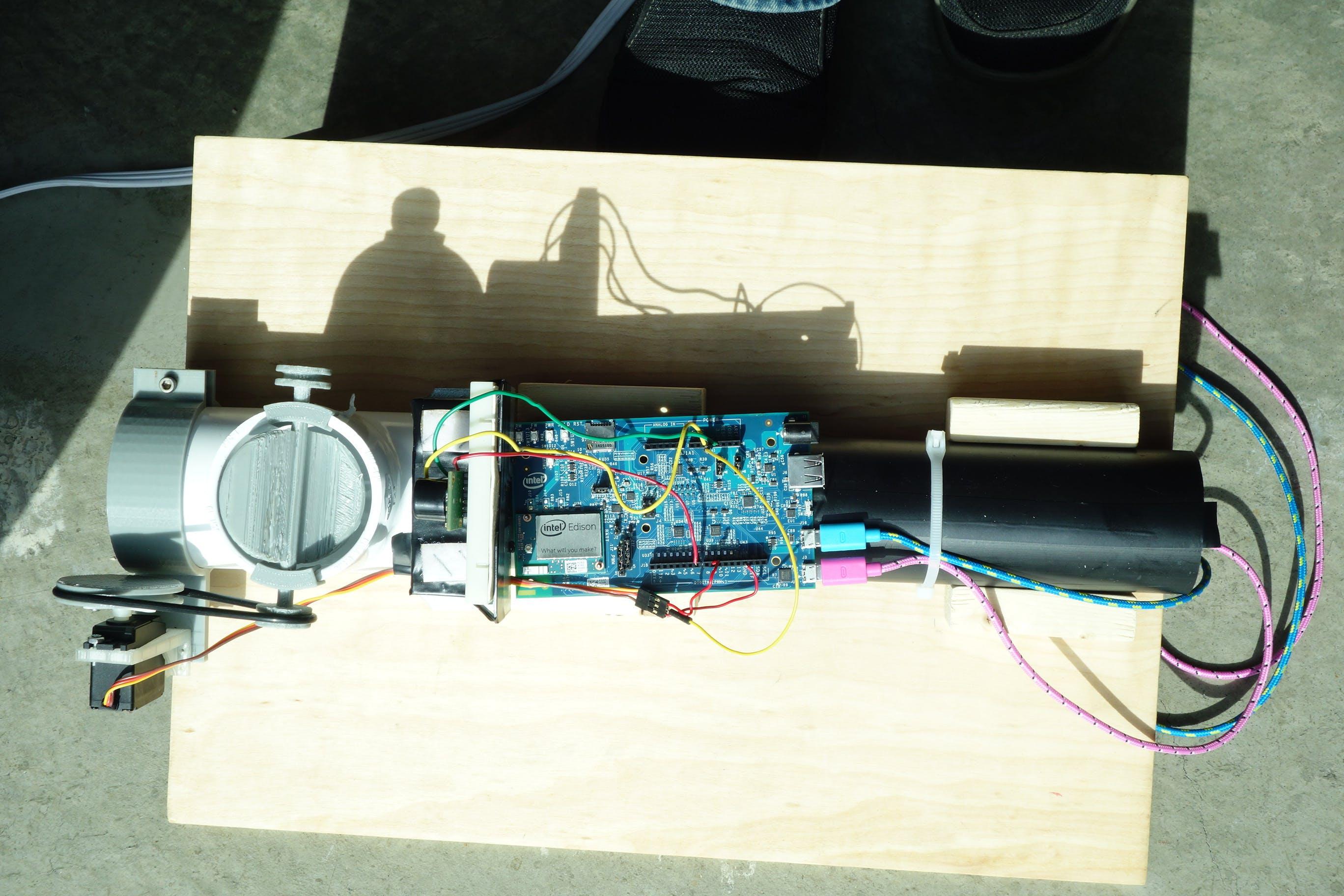 Cloud Based Smart Water Meter