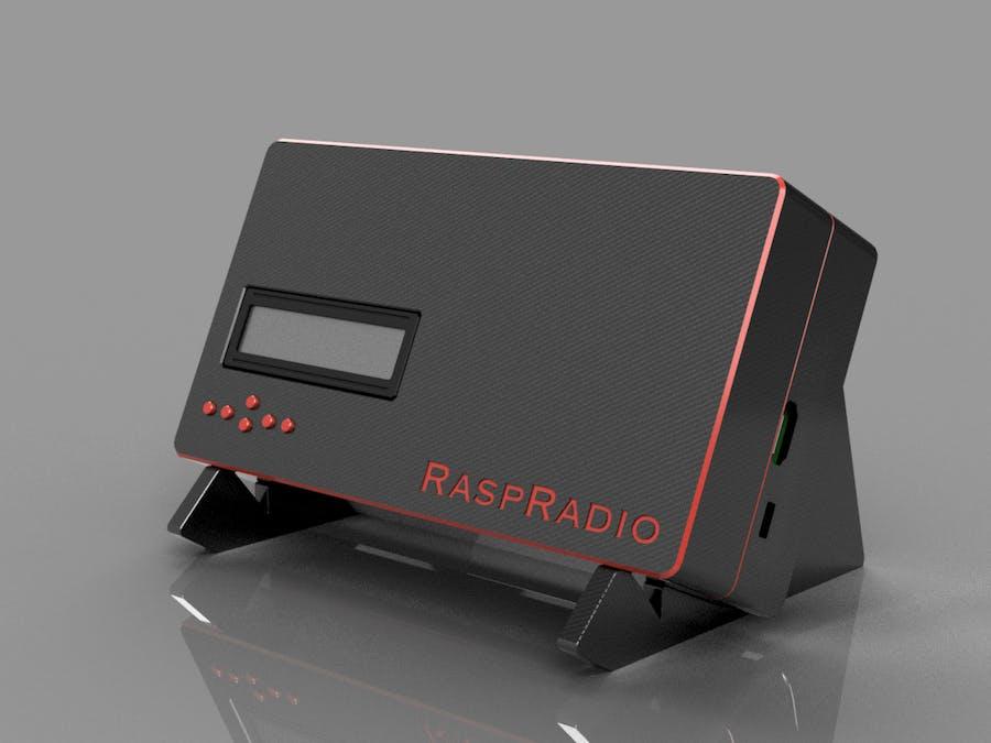 RaspRadio