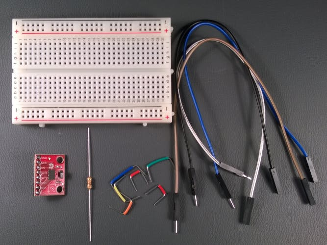 I2C Accelerometer