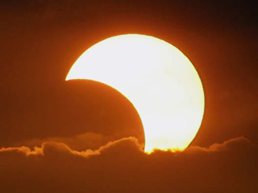 Hacking a Solar Eclipse