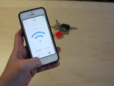 MetaFind - Bluetooth Proximity Sensor