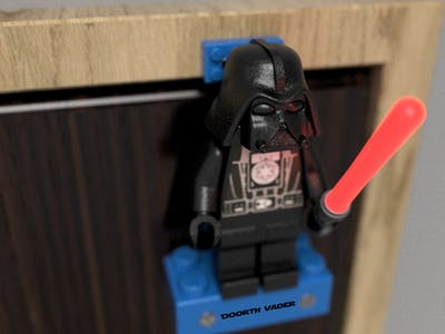 Doorth Vader, The Lego Star Wars WiFi Door Sensor