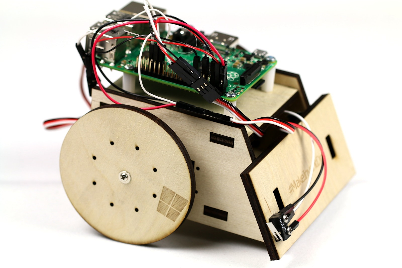 Robot kit Windows 10 Raspberry Pi 2