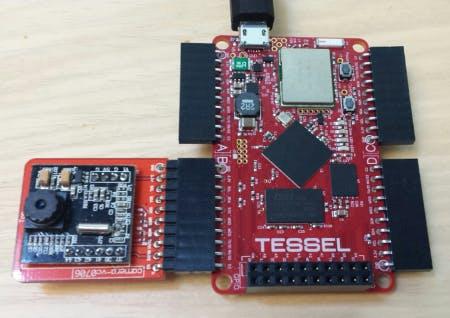 Programming a Tessel Camera App with JavaScript
