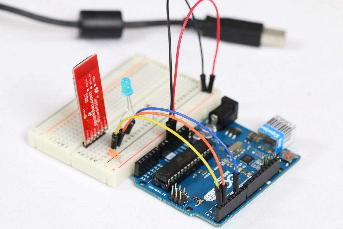 Windows Remote Arduino