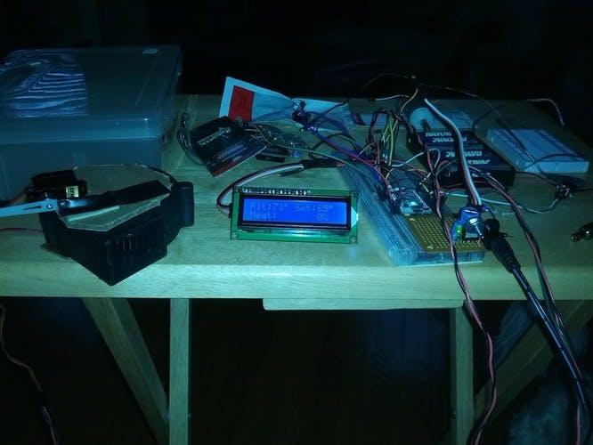 PID Smoker Controller