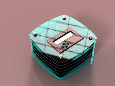 EchoDeco Case for Internet Radio