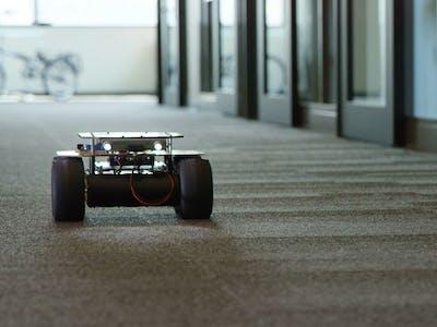 Bert - the phone controlled robot