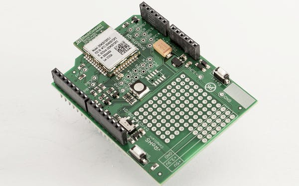 Building an IR Bridge with the SmartThings ThingShield