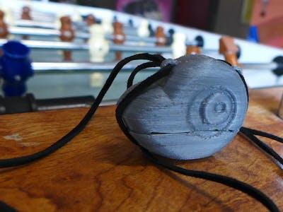 Nautilus Mind Pendant