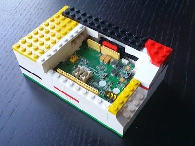 LinkIt ONE Lego Case Versions