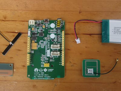 LinkIt ONE MP3 Player