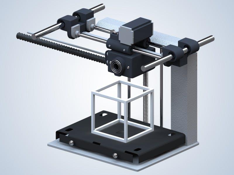 3D Controller Bot