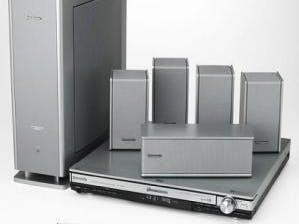 Panasonic SA-HT700 5.1 DVD system