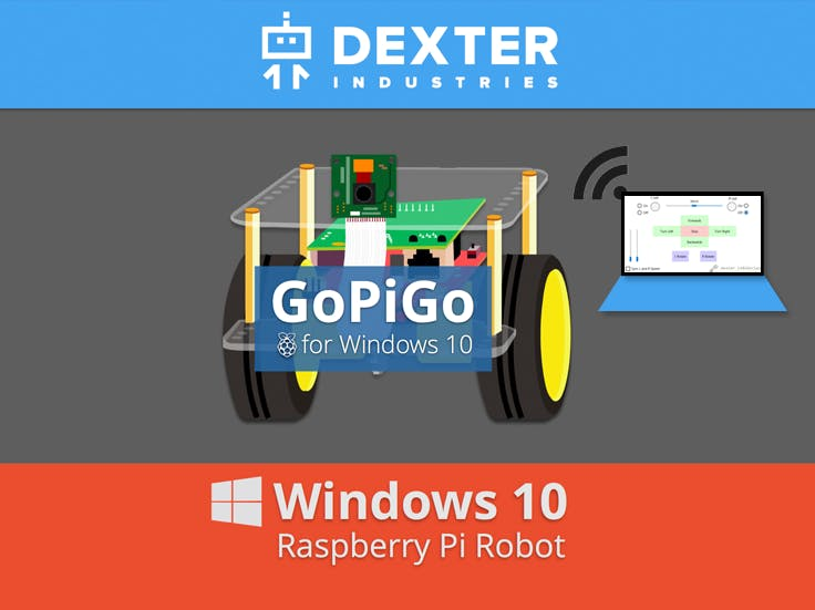 Untethered: A Remote Control for the GoPiGo!