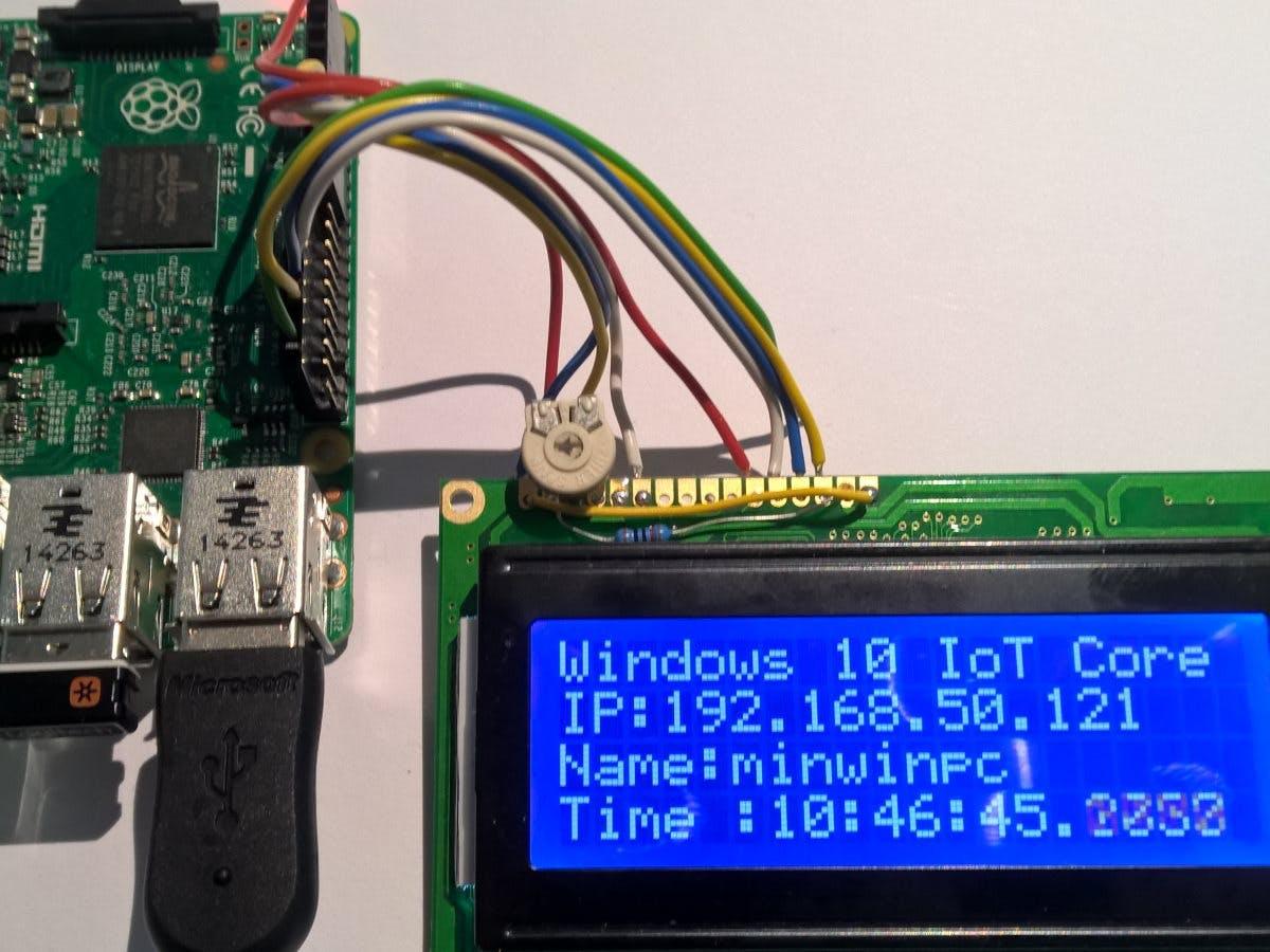 Basic LCD 16x2