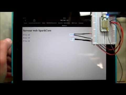 sparkcore-local-http-server-rest-json