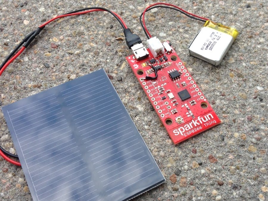 Tame the Beast: Ultra-Low Power #ESP8266 Thing