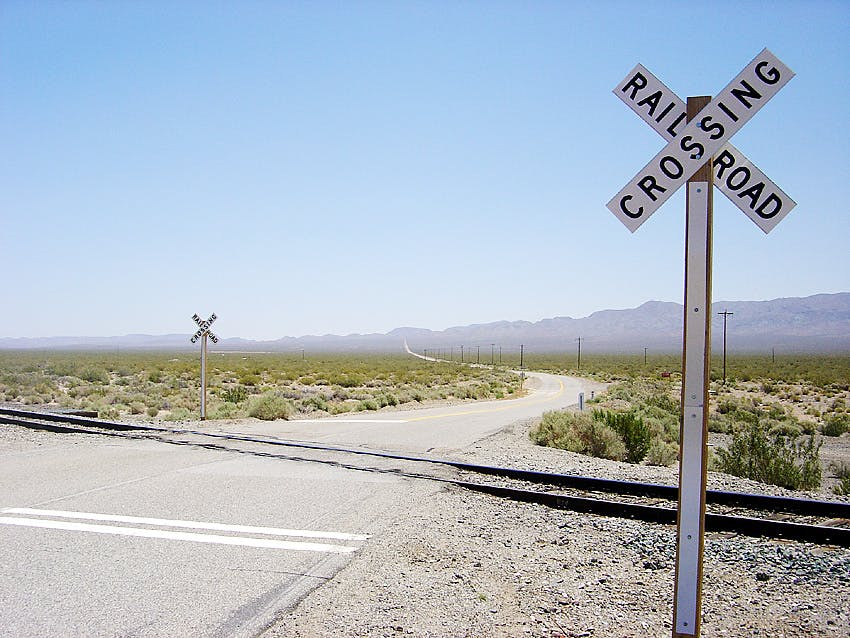 Automated Railroad Crossing