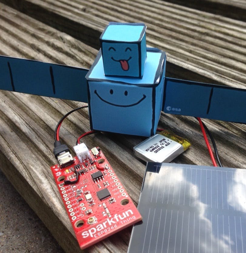 #IoT made easy #ESP8266 and IFTTT (If This Then That) app