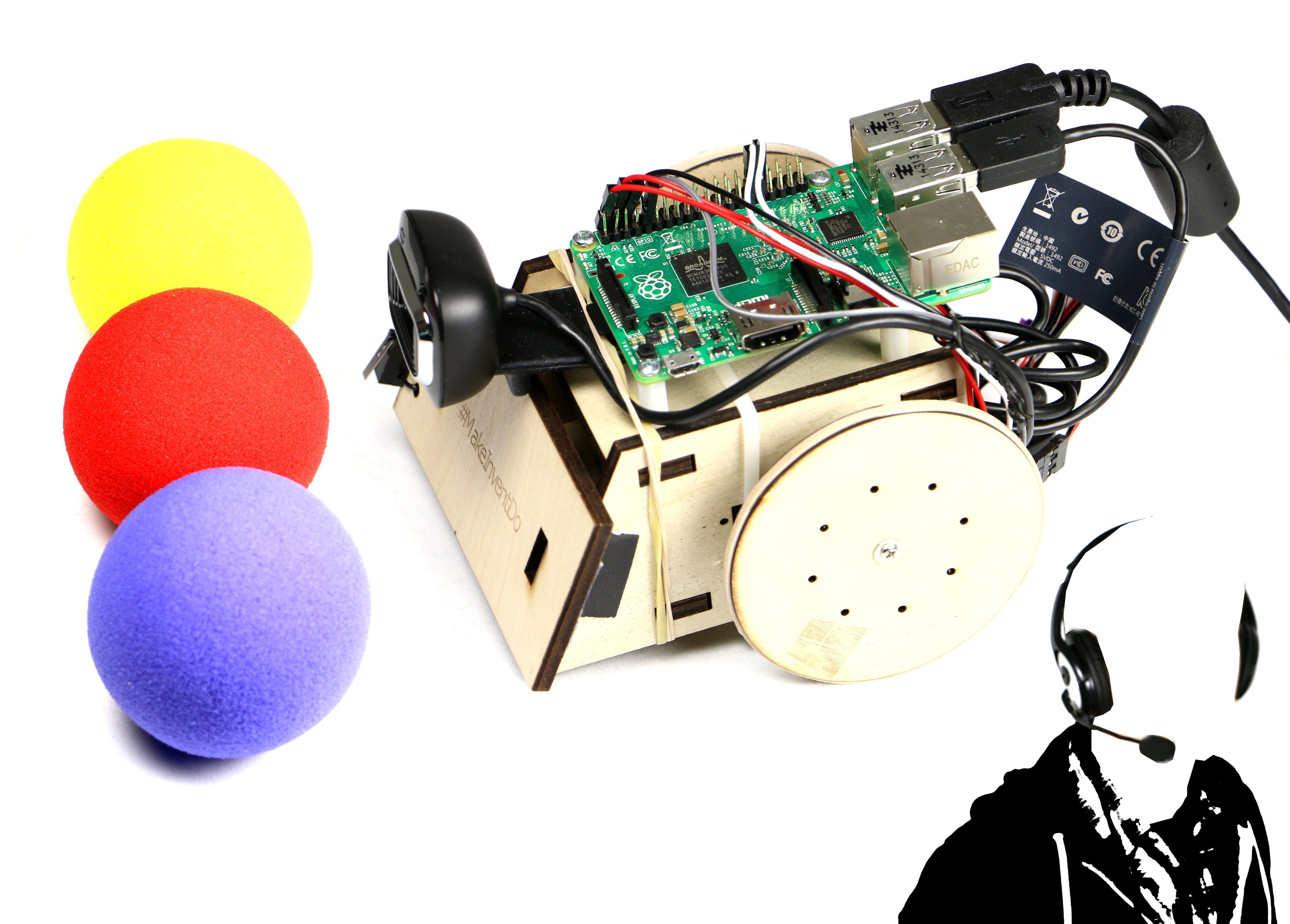 open cv robot