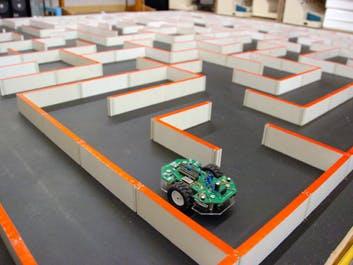 IEEE Micromouse
