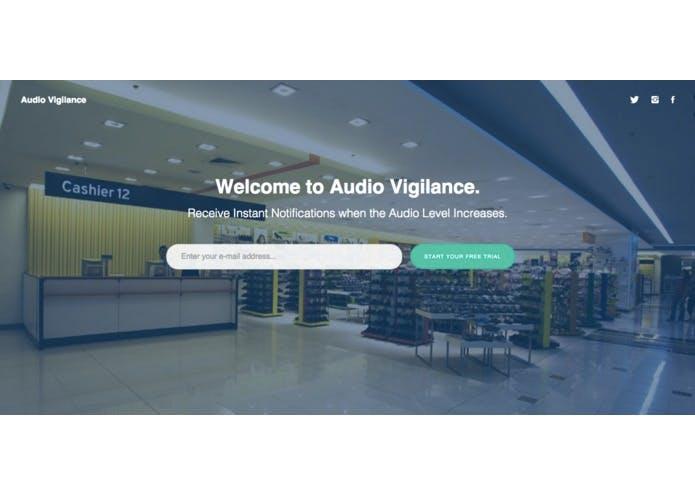 Audio Vigilance