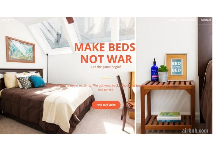 Chorify: Make Beds Not Wars