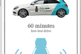 Mercedes Benz Show Me App