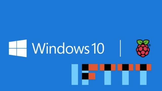 Windows 10 IoT Core and IFTTT Maker Channel