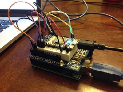 Spark (3.3v) to Arduino (5v) Serial Communication