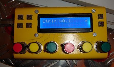 Ctrlr MIDI controller