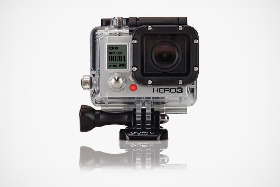Connecting Spark Core to GoPro