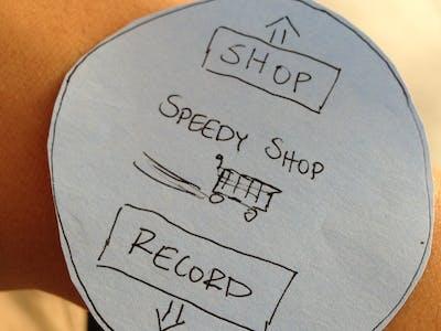Speedy Shop