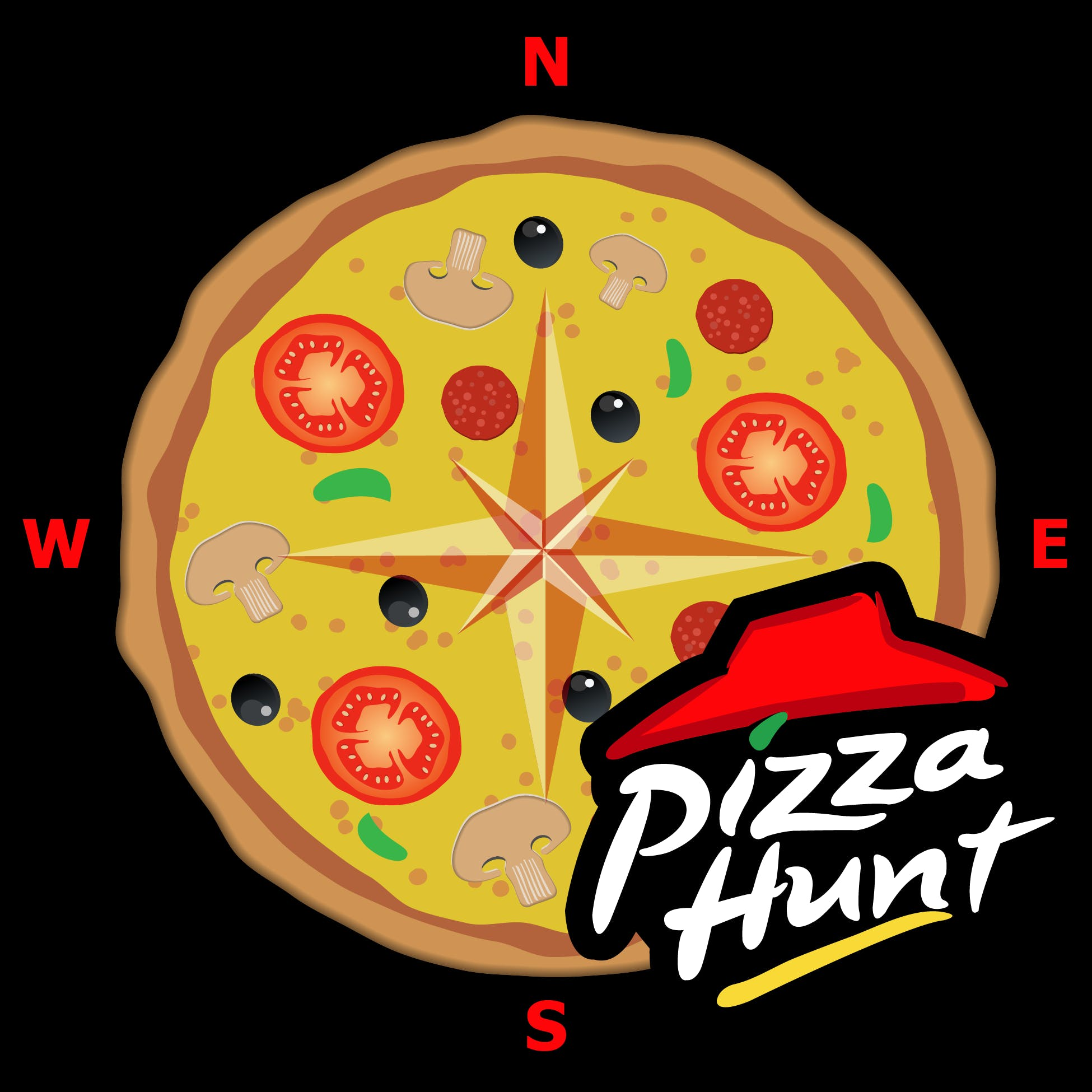 Pizza Hunt
