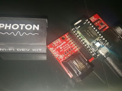 Hands-on-Lab Particle Photon Weather Station in Azure