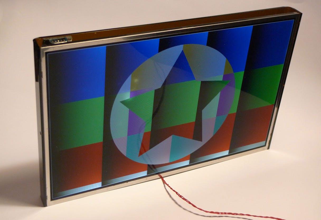 Beagleboard LCD hack