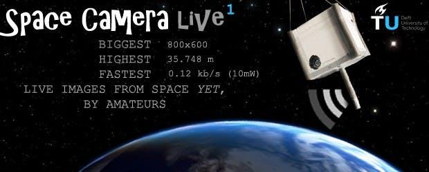 Space Camera 3 – Live
