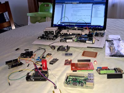 Windows 8.1 IoT: Windows Remote Arduino and Universal apps