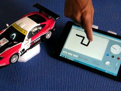 Sketch Drive Car