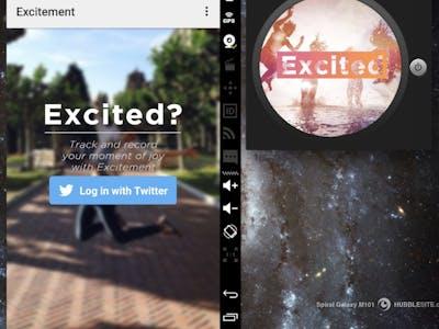 Excitement App