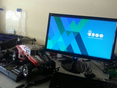 UDOO-RC-CAR