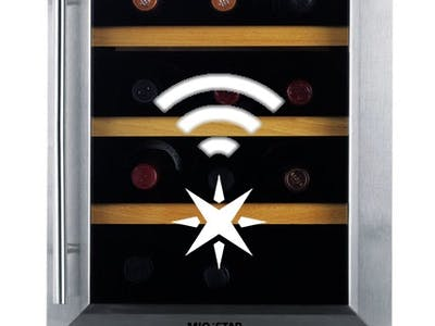 Winecooler Control