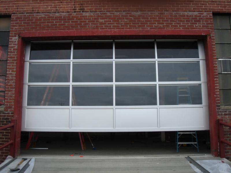 Garage Door Opener Via Mobile Phone And RFID