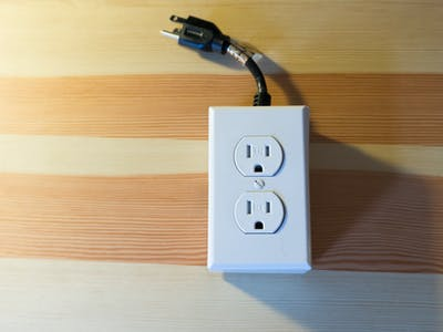 Building a WiFi Outlet