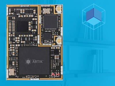 Getting Started with ARTIK 10 - Alpha Build