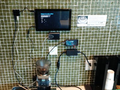 CoffeeAuth: Grinder Authentication System